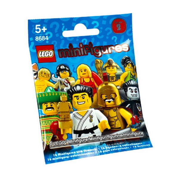 LEGO Minifigures Series 2 (8684) (1 Blind Pack)