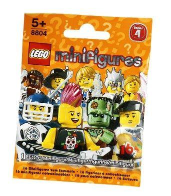 LEGO Minifigures Series 4 (8804) (1 Blind Pack)