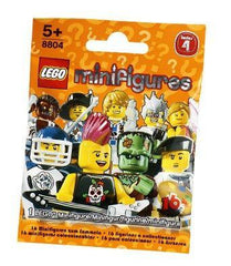 LEGO Minifigures Series 4 (8804) (1 Blind Pack) - Fugitive Toys