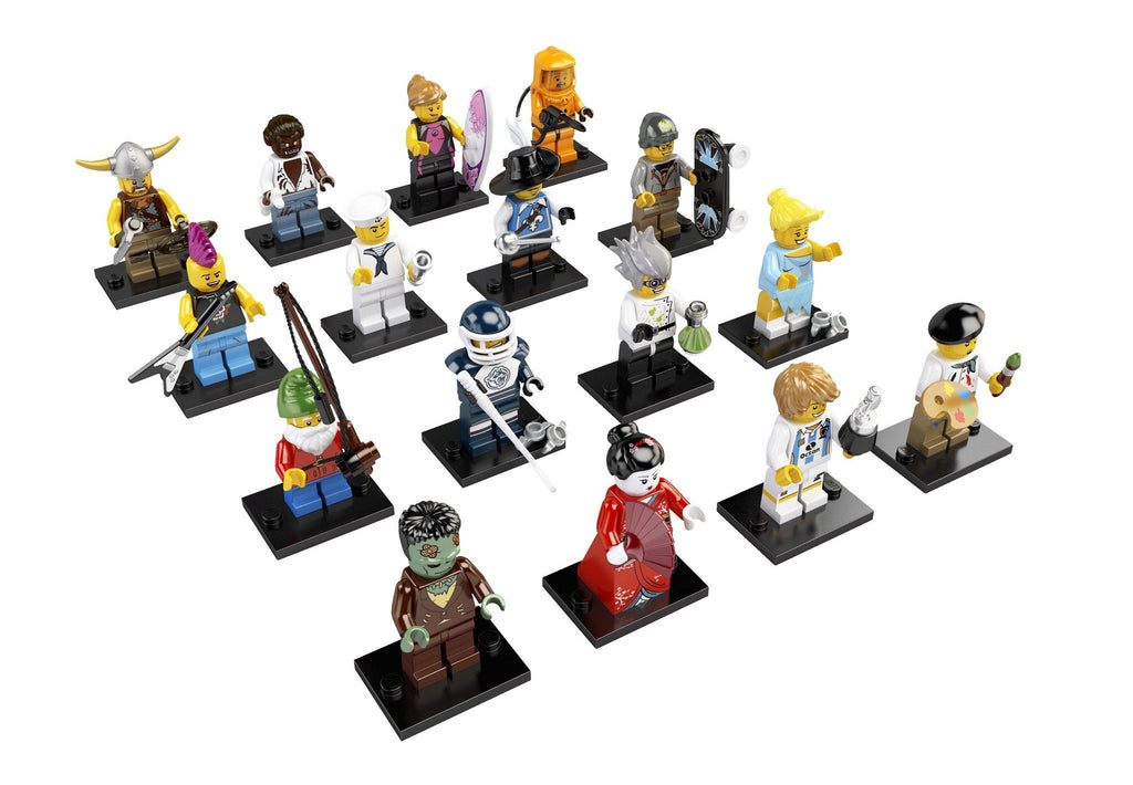 LEGO Minifigures Series 4 (8804) (Case of 60)