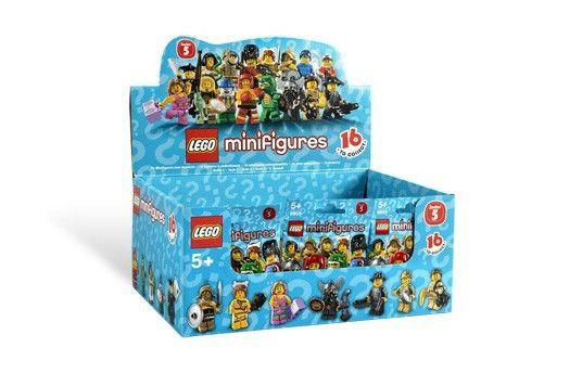 LEGO Minifigures Series 5 (8805) (Case of 60)
