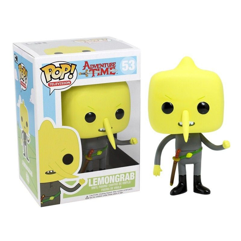 Adventure Time Pop! Vinyl Figure Lemongrab - Fugitive Toys