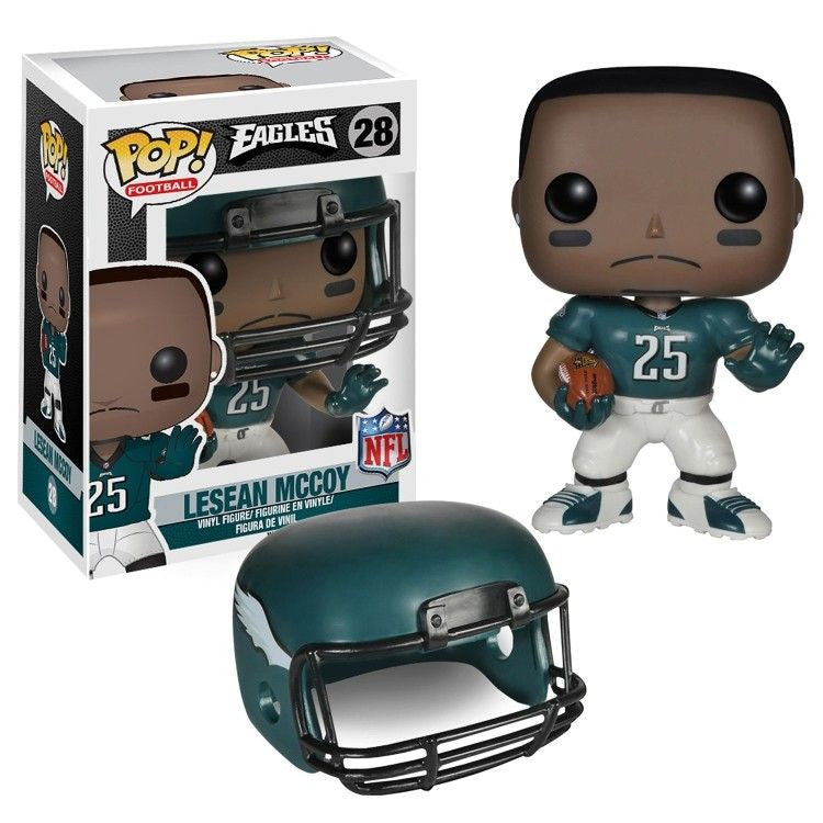 NFL Pop! Vinyl Figure LeSean McCoy [Philadelphia Eagles]