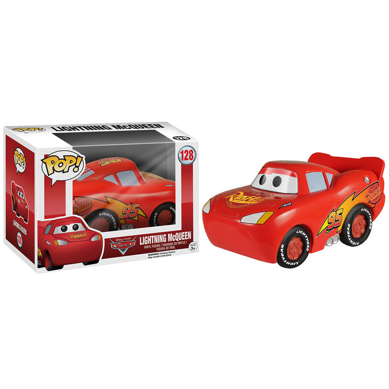 Disney Pop! Vinyl Figure Lightning McQueen [Cars]