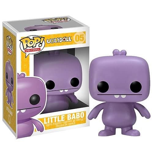 Uglydoll Pop! Vinyl Figure Little Babo [05] - Fugitive Toys