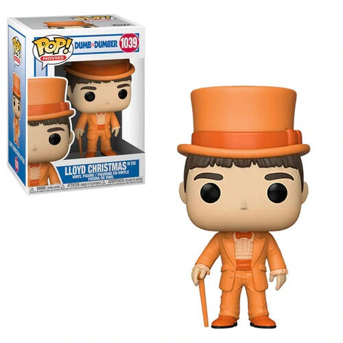 Dumb and Dumber Pop! Vinyl Figure Lloyd Christmas in Tux [1039]