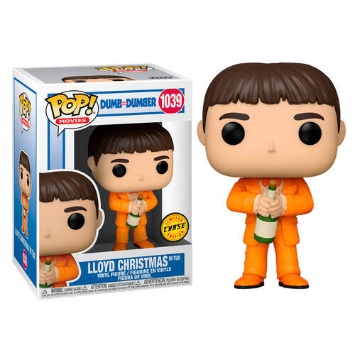 Dumb and Dumber Pop! Vinyl Figure Lloyd Christmas in Tux (Chase) [1039]