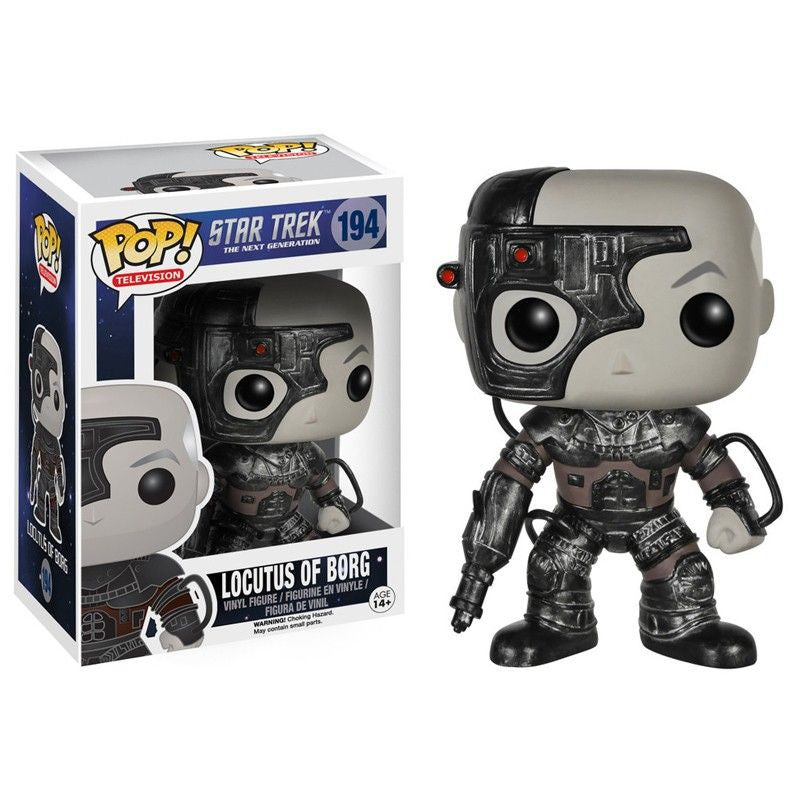 Star Trek The Next Generation Pop! Vinyl Figure Locutus of Borg