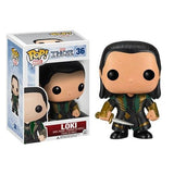 Marvel Thor: The Dark World Pop! Vinyl Bobblehead Loki - Fugitive Toys