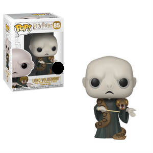 Harry Potter Pop! Vinyl Figure Lord Voldemort with Nagini [85] - Fugitive Toys