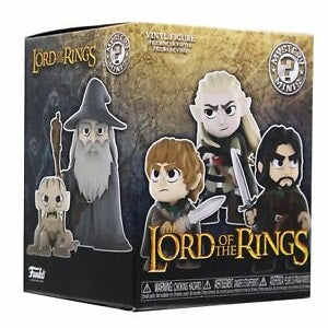 The Lord of the Rings Mystery Minis: (1 Blind Box)