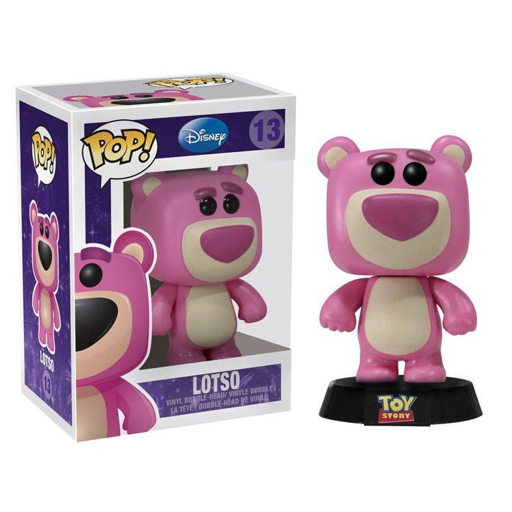 Disney Pop! Vinyl Bobblehead Lotso [Toy Story]