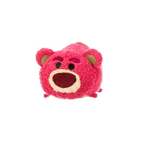 Disney Toy Story Lotso Bear Tsum Tsum Mini Plush - Fugitive Toys