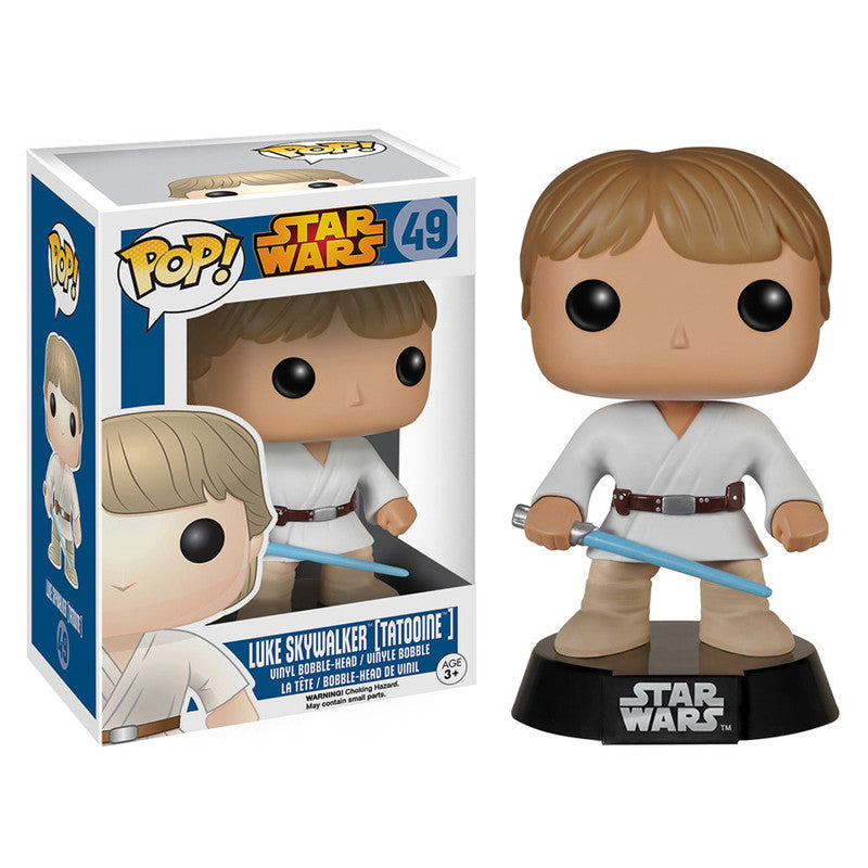 Star Wars Pop! Vinyl Bobblehead Luke Skywalker [Tatooine]