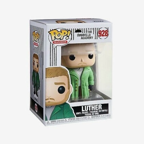 The Umbrella Academy Pop! Vinyl Figure Luther Hargreeves [928]