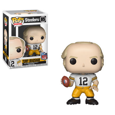 NFL Legends Pop! Vinyl Figure Terry Bradshaw (Home) [Pittsburg Steelers] [85] - Fugitive Toys