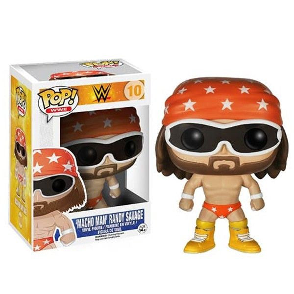 WWE Pop! Vinyl Figure 'Macho Man' Randy Savage
