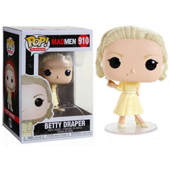 Mad Men Pop! Vinyl Figure Betty Draper [910] - Fugitive Toys