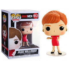 Mad Men Pop! Vinyl Figure Joan Holloway [912] - Fugitive Toys
