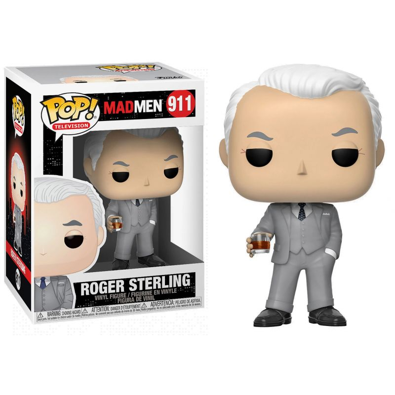 Mad Men Pop! Vinyl Figure Roger Sterling [911]