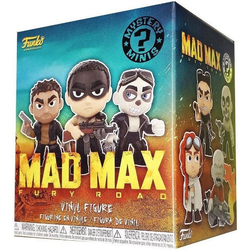 Funko Mystery Minis Mad Max Fury Road: (1 Blind Box)