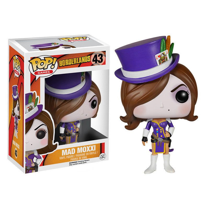 Borderlands Pop! Vinyl Figure Mad Moxxi - Fugitive Toys