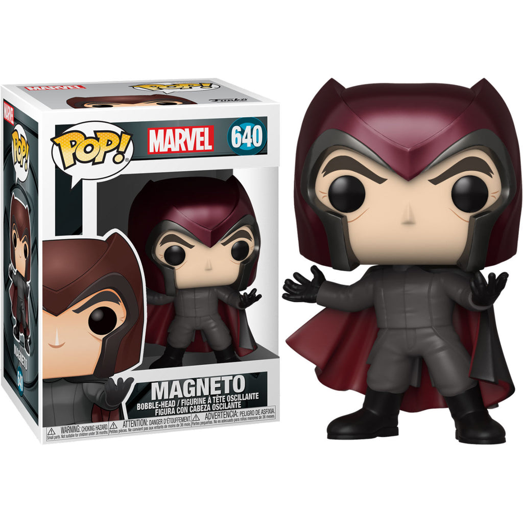 Marvel X-Men 20th Anniversary Pop! Vinyl Figure Magneto [640]