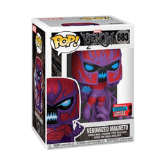 Marvel Pop! Vinyl Figure Venomized Magneto (2020 NYCC Shared) [683]