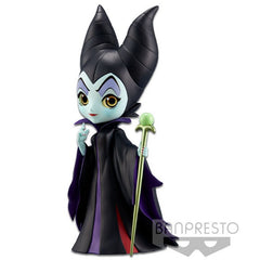 Disney Q Posket Maleficent (Green Staff) - Fugitive Toys