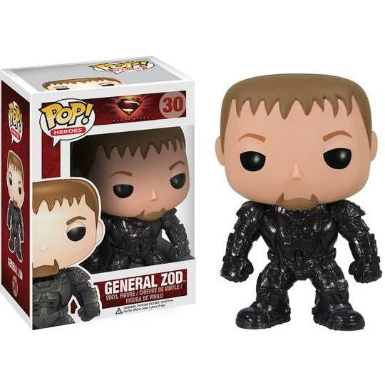 Man of Steel Movie Pop! Vinyl Figure General Zod [30]