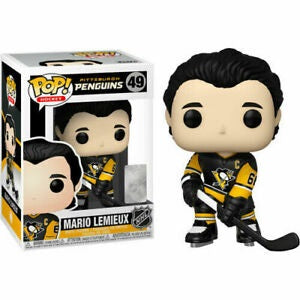 NHL Pop! Vinyl Figure Mario Lemieux (Pittsburg Penguins) [49]