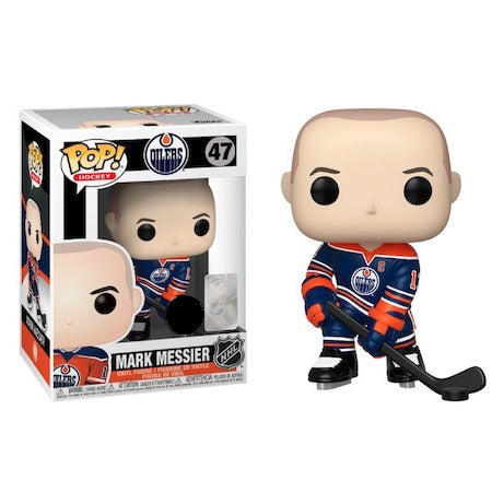 NHL Pop! Vinyl Figure Mark Messier (Edmonton Oilers) [47]