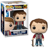 Back to the Future Pop! Vinyl Figure Marty McFly 1955 [957] - Fugitive Toys