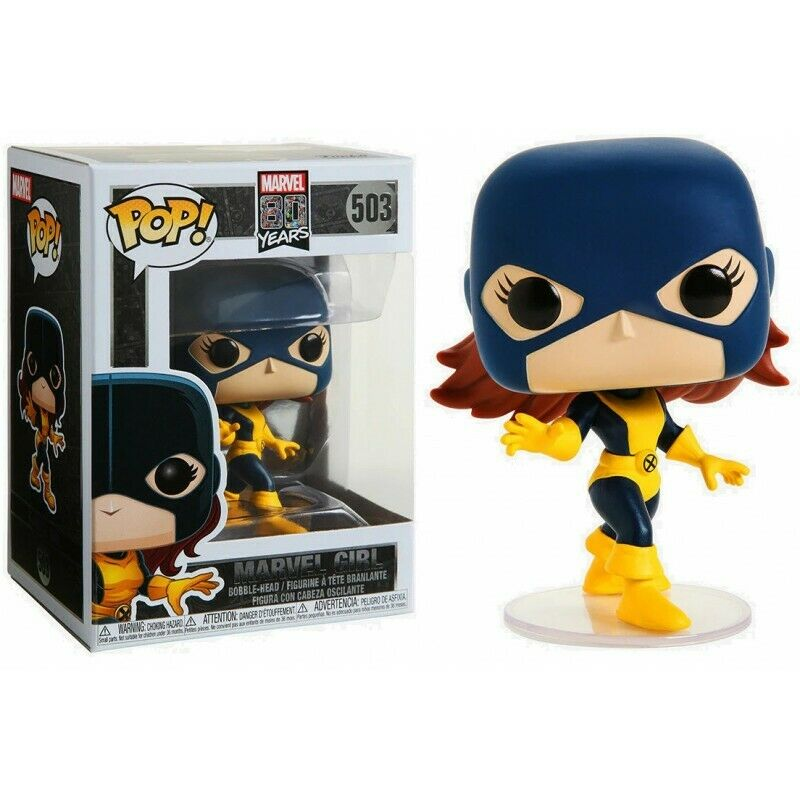 Marvel 80th Pop! Vinyl Figure First Appearance Marvel Girl [503]