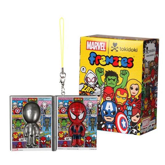 Tokidoki Marvel Frenzies Series 2: (1 Blind Box)