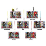 Tokidoki Marvel Frenzies Series 2: (1 Blind Box) - Fugitive Toys