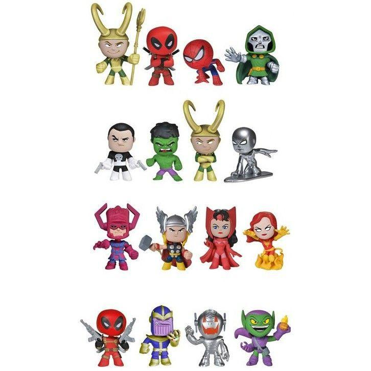 Marvel Mystery Minis: (1 Blind Box)