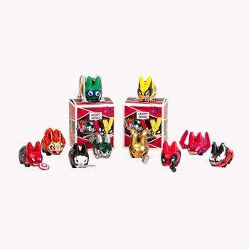 Kidrobot Marvel Labbit Mini Toy Series 1 (Case of 20)
