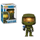 Halo Pop! Vinyl Figure Master Chief with Cortana [07]