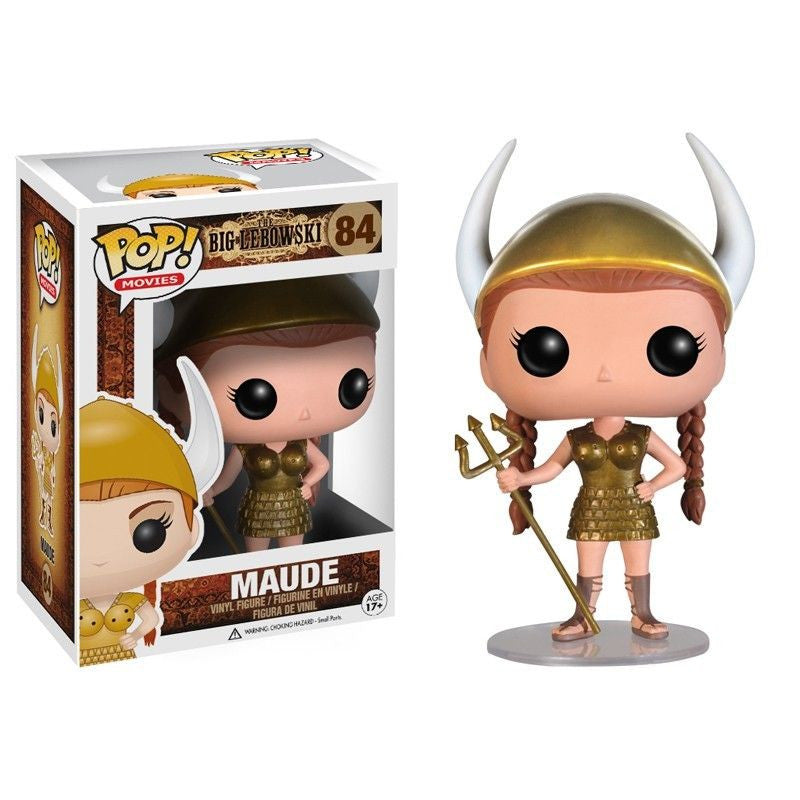 Movies Pop! Vinyl Figure Maude [The Big Lebowski]