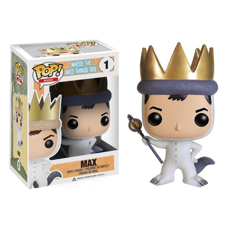 Where The Wild Things Are Pop! Vinyl Figure Max