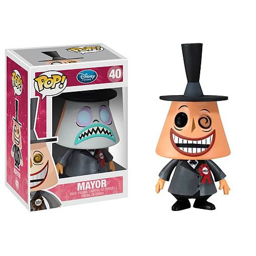 Disney Pop! Vinyl Figure Mayor [Nightmare Before Christmas]