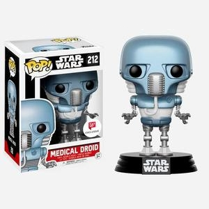 Star Wars Pop! Vinyl Figure Medical Droid [212]