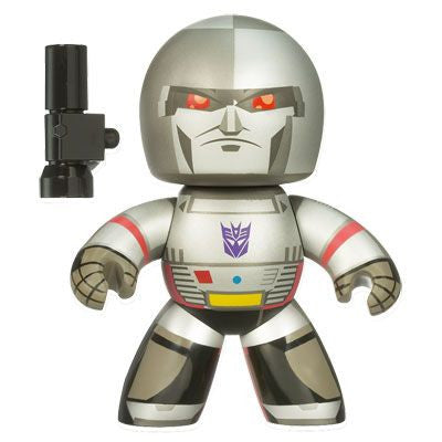 Transformers Mighty Muggs: Megatron - Fugitive Toys