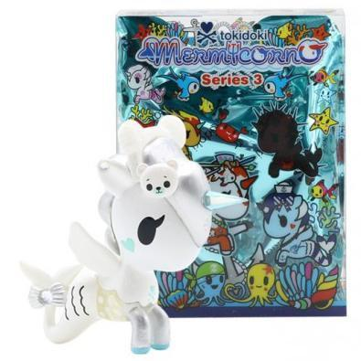 Tokidoki Mermicorno Series 3: (1 Blind Box)