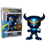 Asia Pop! Vinyl Figure Metallic Pluto [Astro Boy] Exclusive - Fugitive Toys