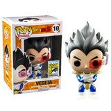 Dragonball Z Pop! Vinyl Figure Metallic Vegeta [Exclusive]