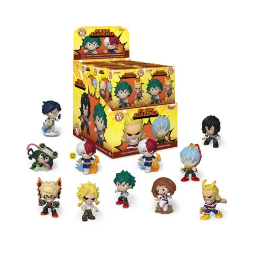 My Hero Academia Mystery Minis: (1 Blind Box)