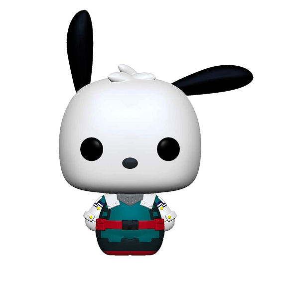 My Hero Academia x Hello Kitty and Friends Pop! Vinyl Figure Pochacco Deku [792]