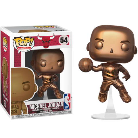 Sports Pop! Vinyl Figure Michael Jordan (Slam Dunk) (Bronze) [54]